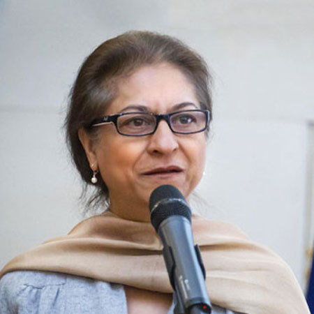 Asima Jahangir, Advocate and Human Rights Activist
